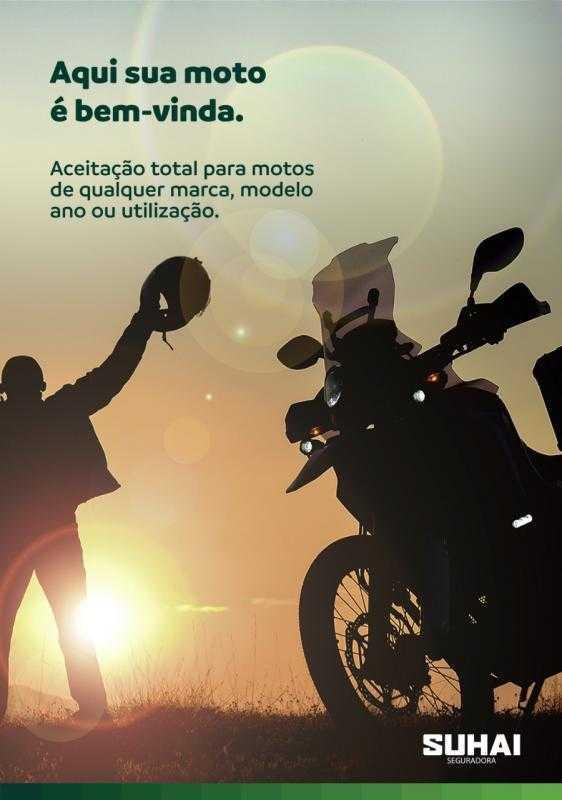 Rastreador seguro moto