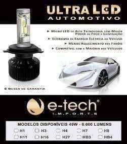 Ultra led veicular